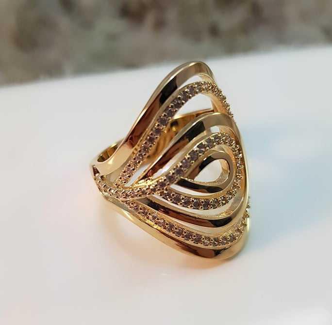 anel zircônia -26