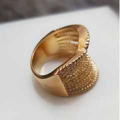 anel zircônia -13