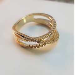 anel zircônia -16