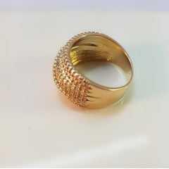 anel zircônia -25