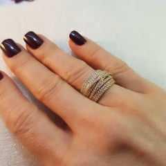 anel zircônia -29