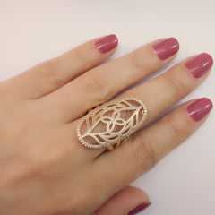 anel zircônia -33