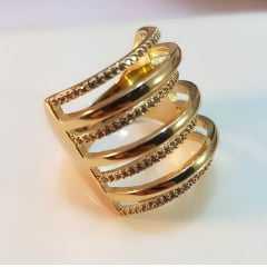 anel zircônia -6