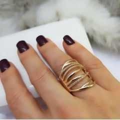 anel zircônia -7