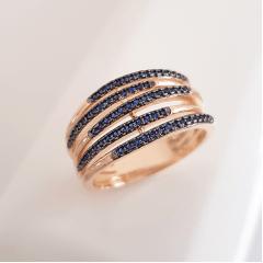 anel zircônia safira 4