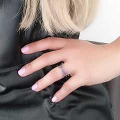 anel zircônia safira 8