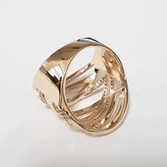 anel zircônia white 1