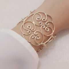 Bracelete dobrável Belle Epoch