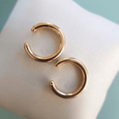 Piercing  fake metal - espessura 3 mm