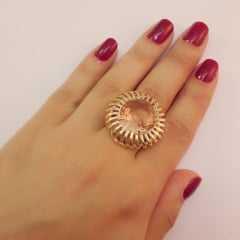 Conjuntos variados de anel pedra redonda 16mm - cores e brincos variados
