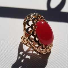 Conjunto semijoia design premium  - colar e e anel