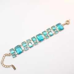 Pulseira bracelete cristais